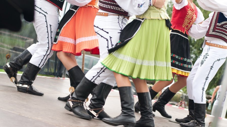 Slovak Folk Music