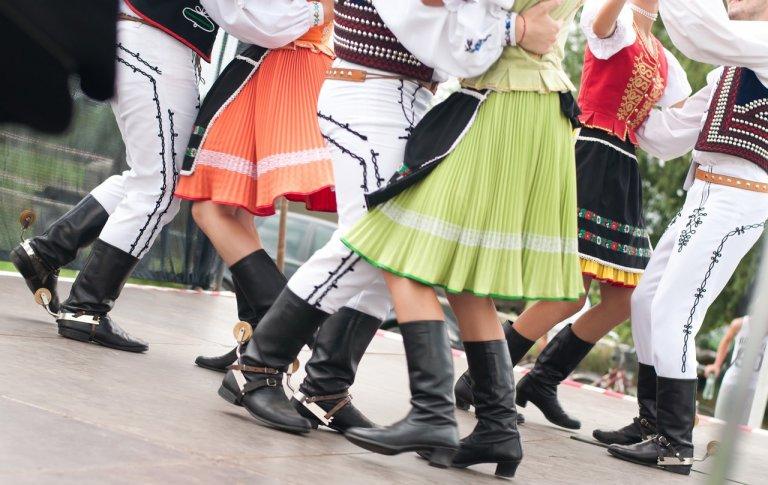 Slovak Folk Dances