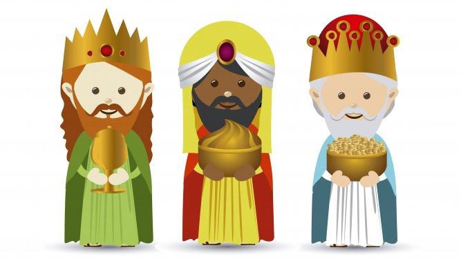 Resultado de imagem para the three kings
